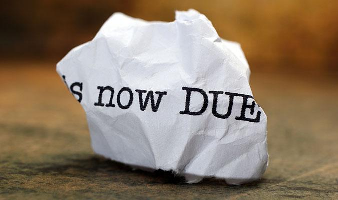 debt collection merchant account