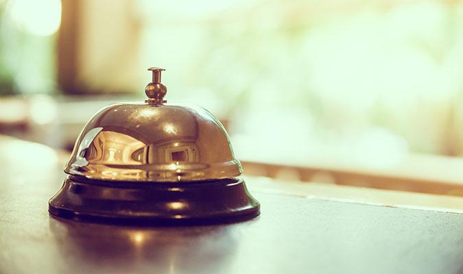 hotel merchant account